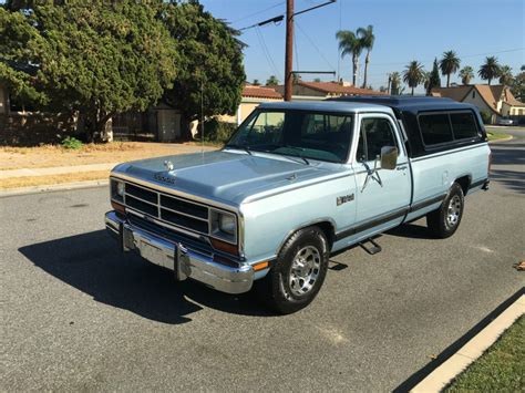 1987 Dodge Ram D 250 for sale