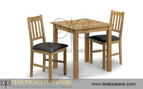 Kursi Makan Cafe meja kursi cafe model minimalis kayu jati murah harga murah mebel jepara