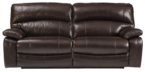 sofa match signature design by ashley damacio dark brown leather
