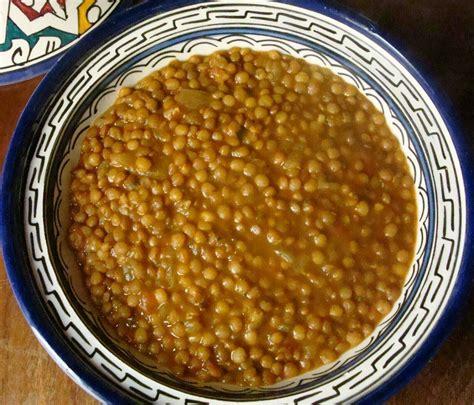 recipes with lentils vegetarian vegetarian moroccan lentils recipe