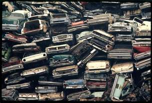 Junk Yards In Junkyard 1972 Can You Id Them All