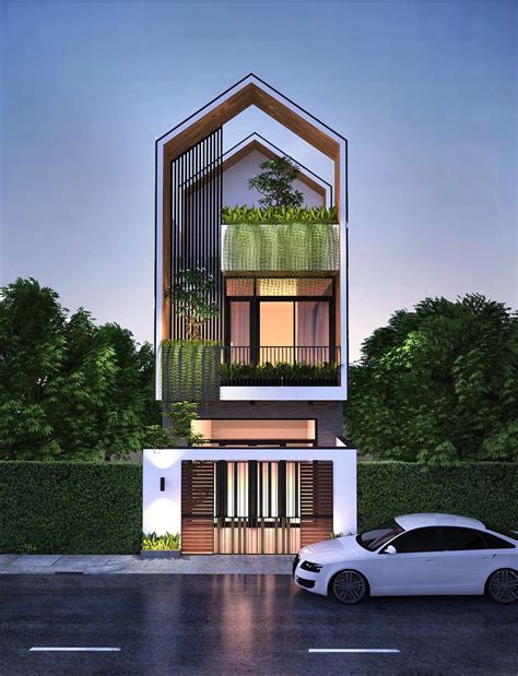 narrow lot houses 50 narrow lot houses that transform a exterior into something special