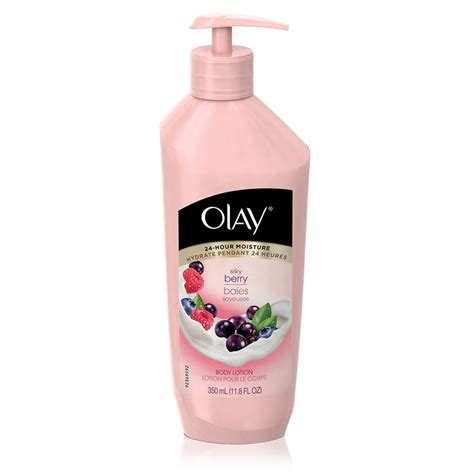 Olay Lotion olay silky berry lotion olay
