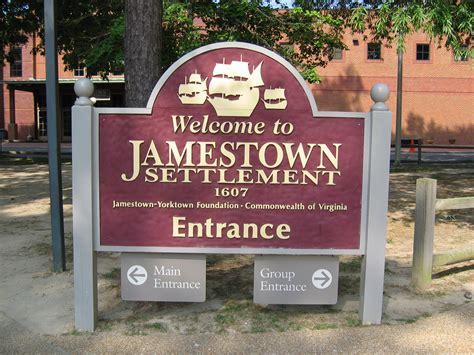 jamestown va wikihistoria jamestown