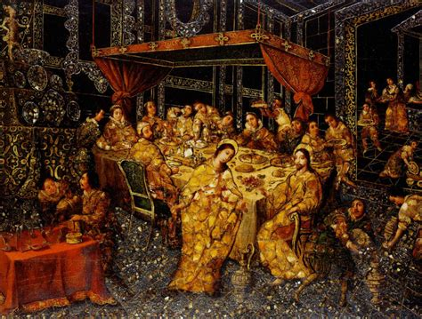 Where Was The Wedding At Cana Held by Pauca Verba The Luminous Mysteries The Wedding Feast At