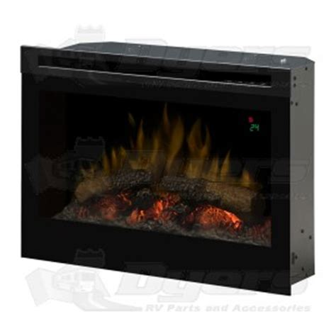 rv electric fireplace insert dimplex 25 quot in led electric fireplace insert with on