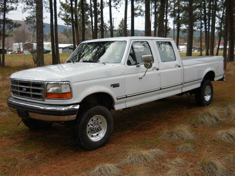 how petrol cars work 1993 ford f350 electronic toll collection 1993 ford f 350 xlt crew cab 7 3 diesel idi 4x4 no reserve auction non turbo