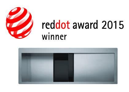 Line Clv 214 by Franke Ha Sido Distinguida Con El Premio Dot Award