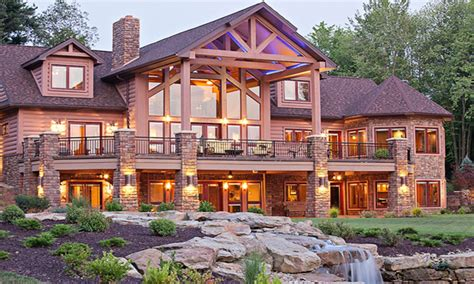 luxury log cabin homes luxury log home interiors luxury log home hybrid log home