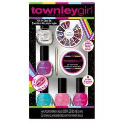 Townley Nail Stencil Set