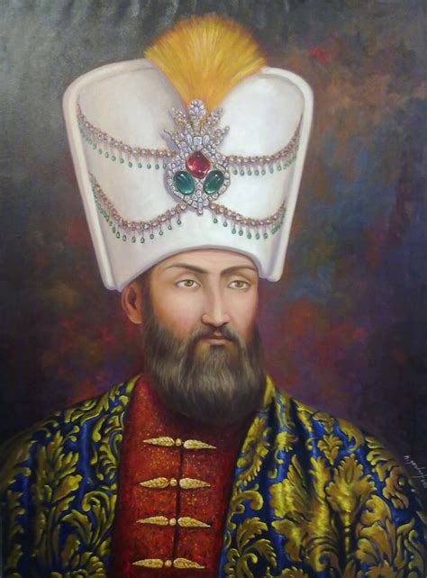 Sultan Ottoman The Sultan Suleiman I By Eduartinehistorise On Deviantart