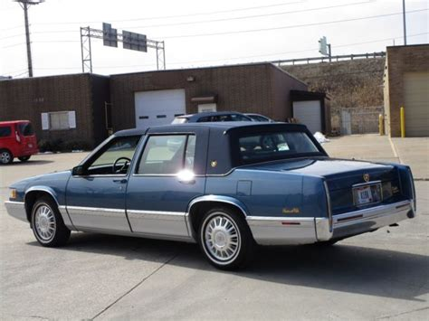 how petrol cars work 1993 cadillac deville regenerative braking 1993 cadillac sedan deville 4 door all power excellent