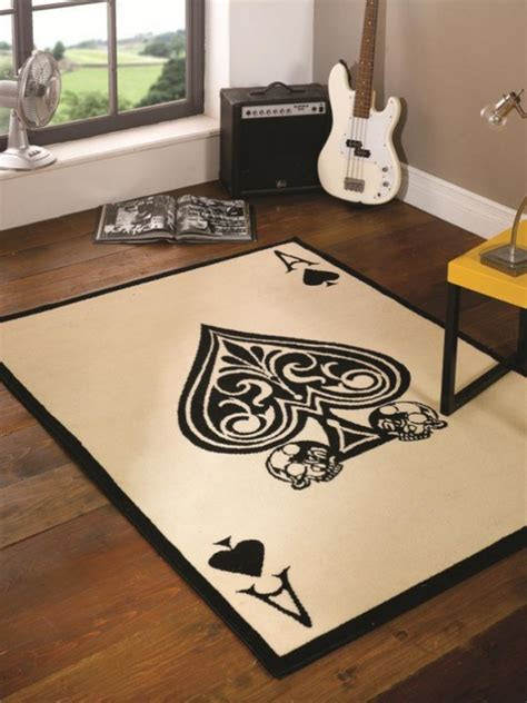 18 cool carpet designs to the monotony in your home