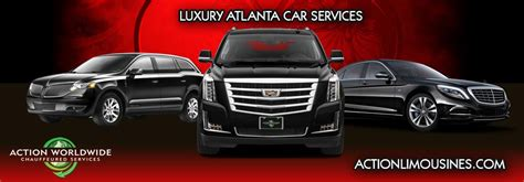 car service for a day atlanta s day limousine service specials