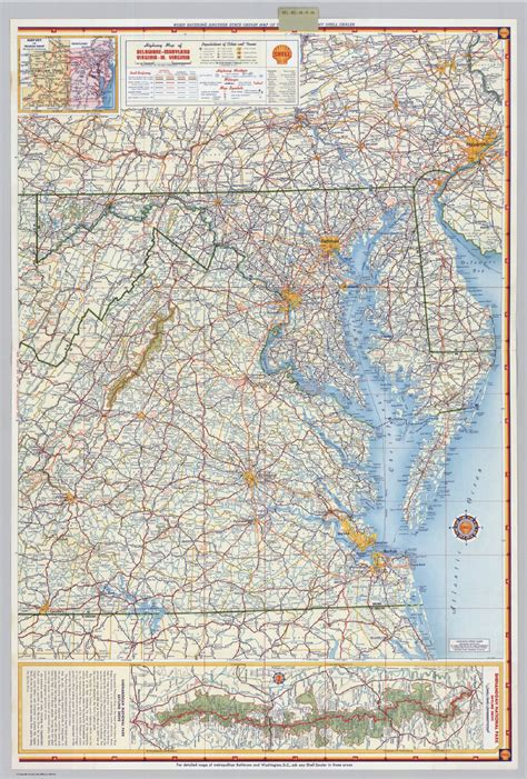 map maryland and virginia map of virginia and maryland laminatoff