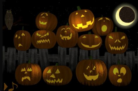 singing pumpkins 10 free iphone apps to get into spirit