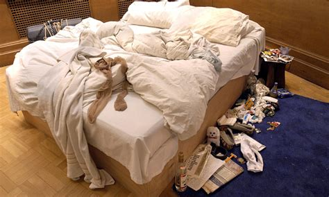 in my bed tracey emin s my bed is up for sale at what may be a dream