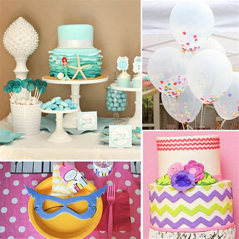 themes for toddler girl birthday party picnic party kids birthday party themes