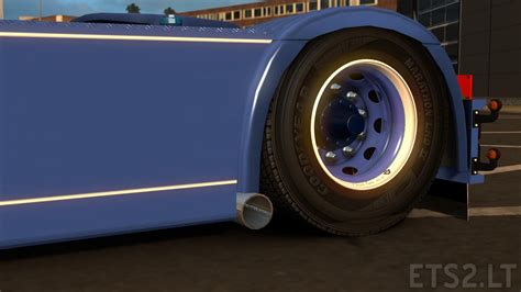scania 4 series rjl sidepipes ets 2 mods