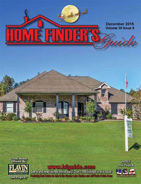 home finder s guide december 2015 by home finder s guide