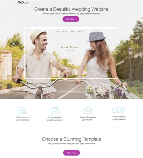 Wedding Photo Website by Top 10 Practical Free Wedding Website You Need To