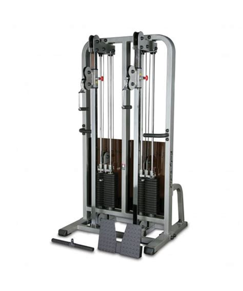 Alat Fitnes Solid solid dual cable column toko alat fitnes