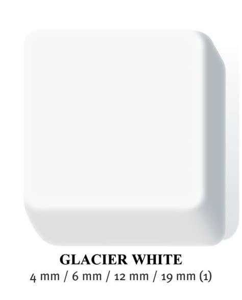 Corian Glacier White by Uměl 253 K 225 Corian Vzor Glacier White Cetecho Sk