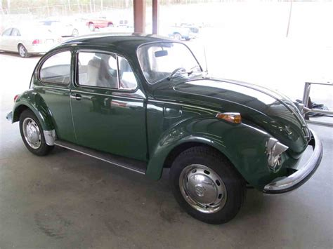 Volkswagen Beetle For Sale In Alabama by 1971 Volkswagen Beetle For Sale Classiccars Cc 1061296