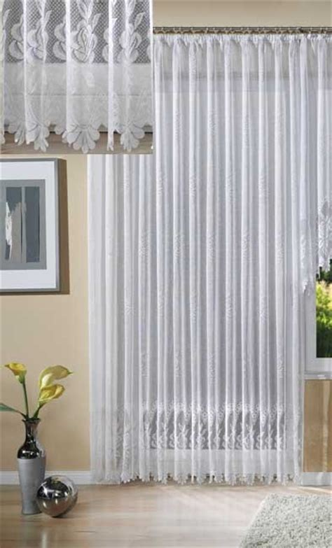 gardinen aus danemark jacquard store fertiggardine bogenstore gardine mit