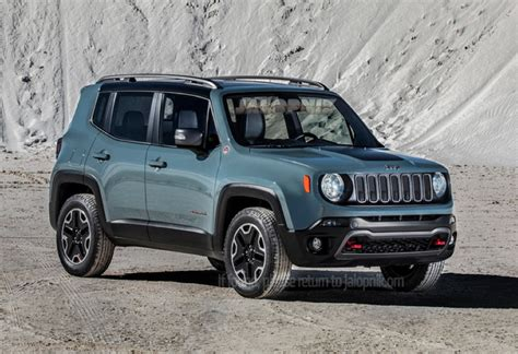 New Jeep 2015 Meet The New Fiat Based Jeep The 2015 Renegade Mopar