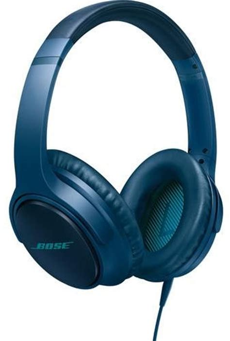 Headset Blue bose soundtrue the ear headset for ios devices navy blue 741648 0020 review and buy in
