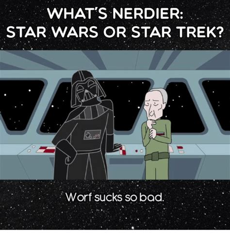 Star Wars Star Trek Meme - 25 best memes about trek star war stars wars wars war