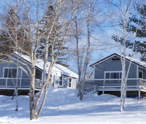 Cozy Cove Cottages by Maine Cabin Rentals Jackman Maine Moose River Valley
