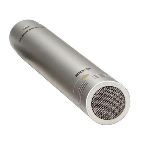 Samson C02 Pencil Condenser Microphones samson c02 pencil condenser microphone single at