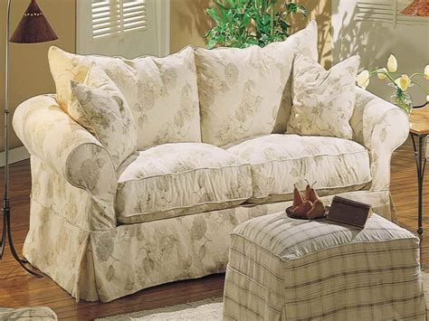 chair and ottoman slipcovers small sofa slipcover tips small sofa slipcover sofas