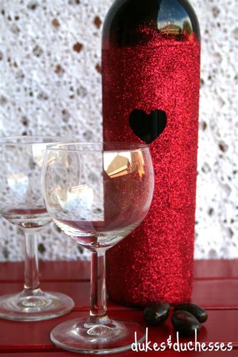 diy glitter bottle dukes and duchesses