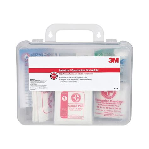 3m 118 industrial construction aid kit 94118