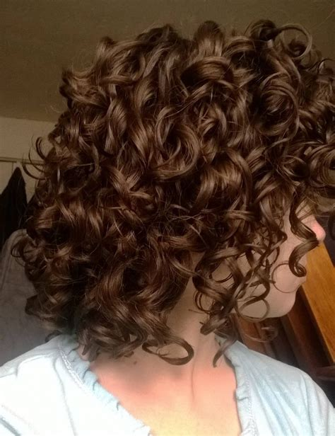 short bob hair style with curls at crown 17 best images about long and short curly hair on