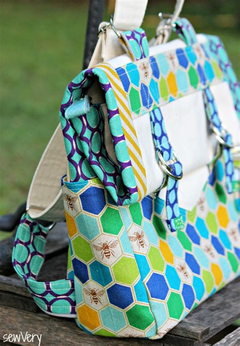 Handmade Backpack Pattern - how to apply fabric protector to your handmade bags purses