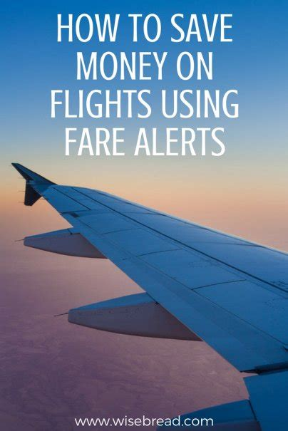 save money on flights how to save money on flights using fare alerts