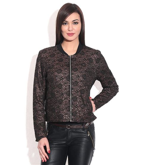 Moda Black buy vero moda black polyester blend blazers at best prices in india snapdeal