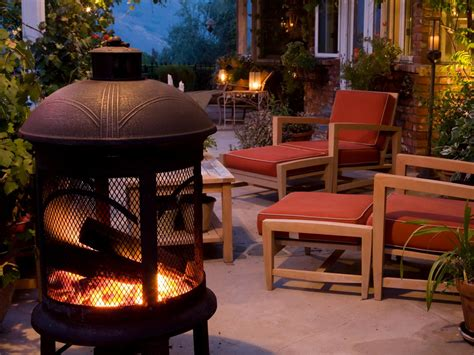 Iron Firepit Cast Iron And Steel Pits Hgtv