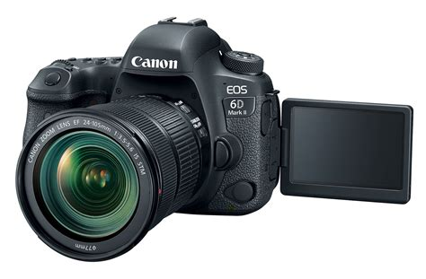 Which Canon Dslr Has Frame Sensor - canon s frame 6d ii is a solid upgrade with a catch