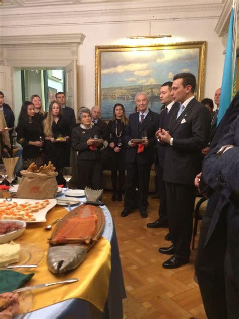 consolato per consolato onorario della repubblica kazakhstan per la