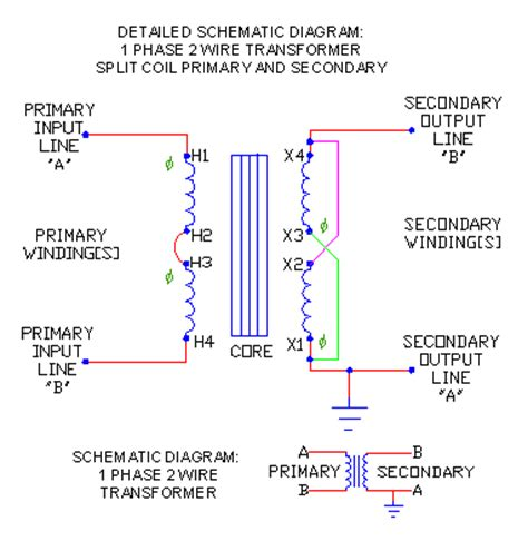 1 phase trans schematics part 2 ecn electrical forums