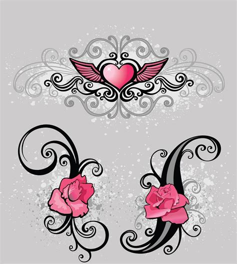 tattoo design heart heart tattoos and designs page 134