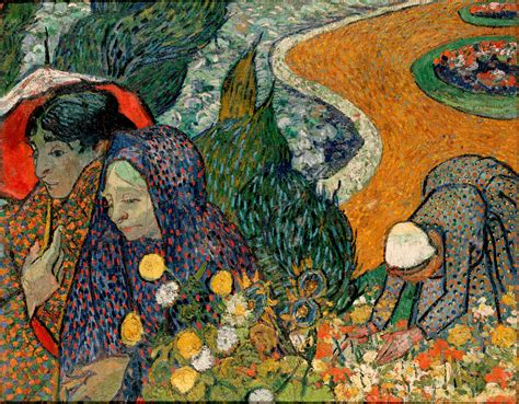 5 Paintings By Gogh by File Gogh Vincent Memory Of The Garden At Etten