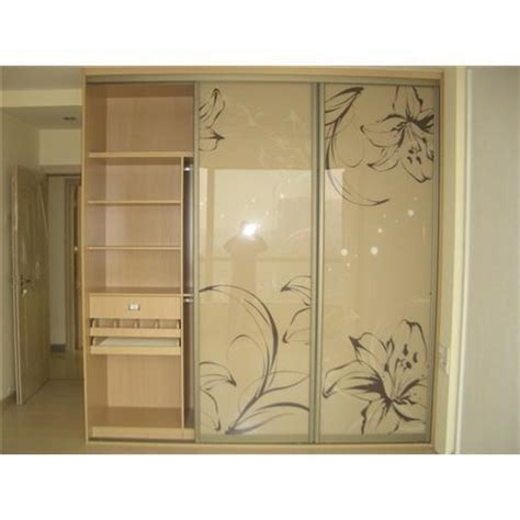 Glass Door Wardrobe Designs Glass Sliding Door To Wood Wardrobe Of Easilycarbinet