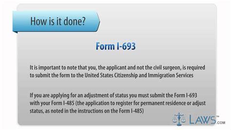 Form I 693 Examination Kotaksurat