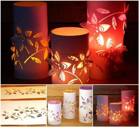 How To Make Flower Paper Lanterns - diy flower paper lantern lighting how to